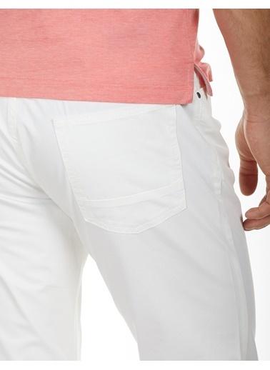 Bisse PNS19Y19109 5 Cep Spor Pantolon Beyaz